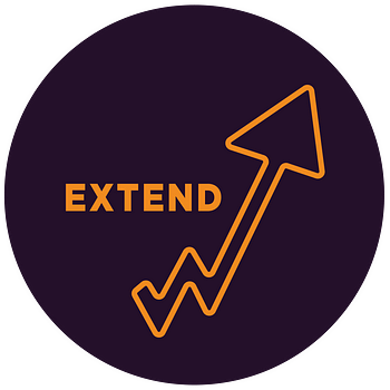 Experience FV Extend Icon