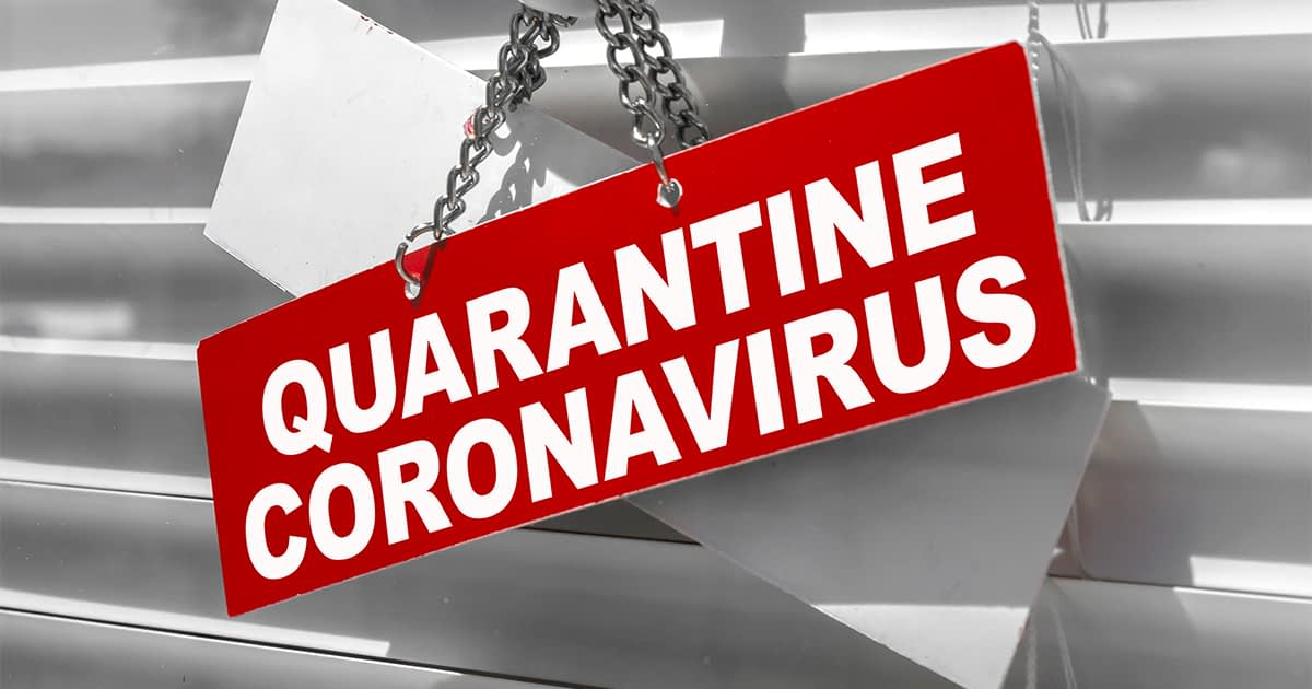 Orange County covid-19 quarantine