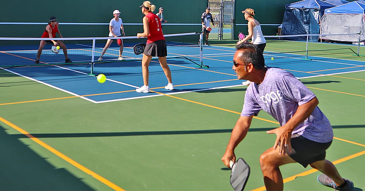 National Pickleball California Open entices players with a $20,000 purse.