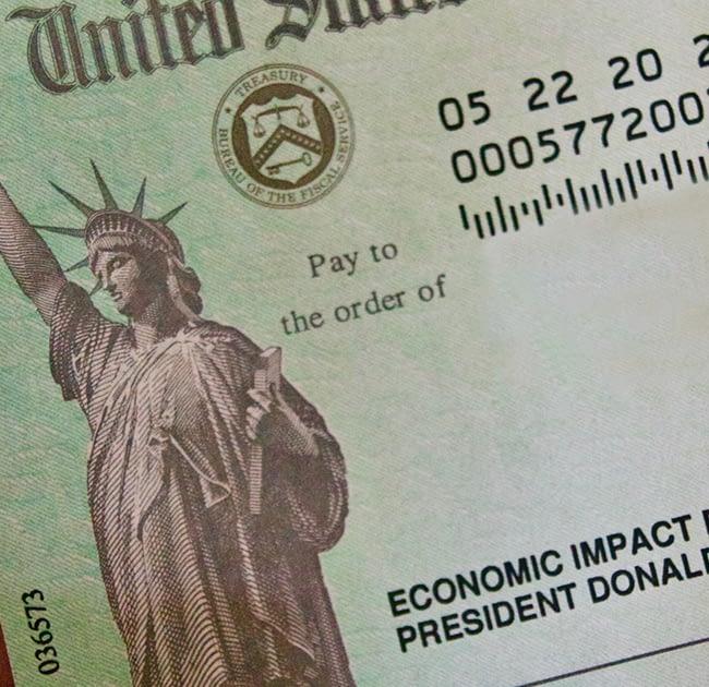 american covid19 stimulus check